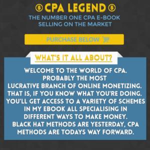 CPA Legend