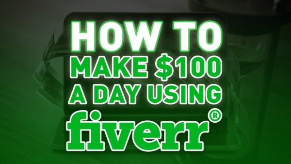 Fiverr $100 a day System