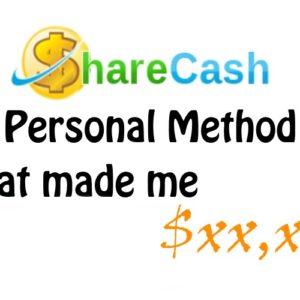 Sharecash Method