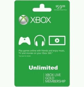 Unlimited Xbox Live
